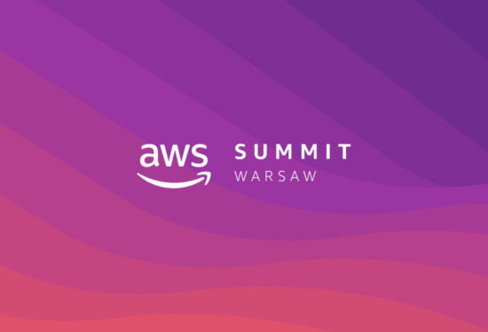 AWS Summit Warsaw – 30 maja 2019