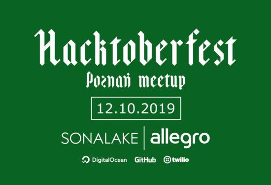 Hacktoberfest Poznań 2019 – 12 października 2019