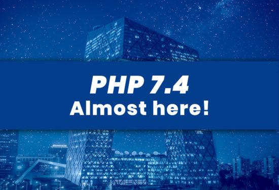 PHP 7.4 – Co nowego?